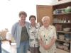 segítőink: Lujza néni és Mária néni