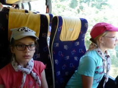 úton Győr felé