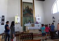 szentségek a templomban