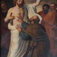 33. Krisztus Szívének érintése