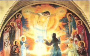 Jézus szíve - Paray-le-Monial