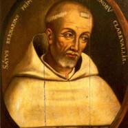 Szent Bernát a Szűzanyáról