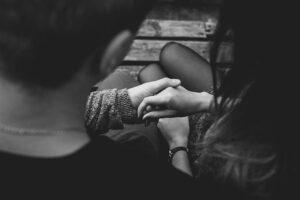Házaspárok egymásra mondott áldása Szent Bálint napján
