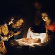 63. Az Oltáriszentség: örökös karácsony