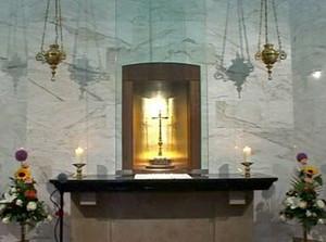 Szent István Bazilika Oltáriszentség kápolnája
