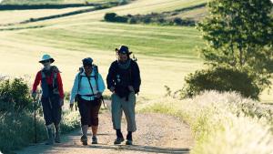 Úton az El Caminon