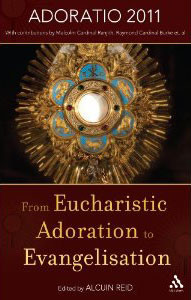 From Eucharistic adoration to evangelization book
