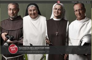 szerzetesek éva