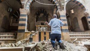 Ima a XXI. század elején az üldözött keresztényekért