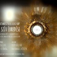 Eucharisztikus Lelkinap 2016. 12. 03. – MEGHÍVÓ