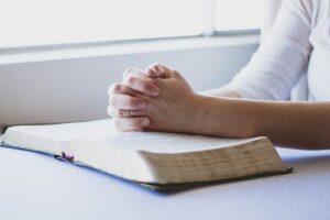 Életfelajánlás imája